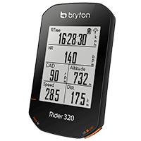 Performances & Analyse - Bryton Rider 320