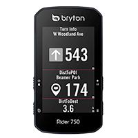 Point d'intérêt - Bryton Rider 750