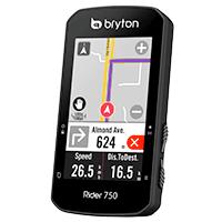 Guidage GPS - Bryton Rider 750