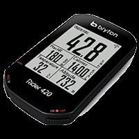 Boîtier du Bryton Rider 420