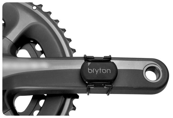Installation du capteur de cadence Bryton