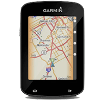 Garmin Edge 820 avec Varia