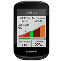ClimbPro sur le Garmin 830