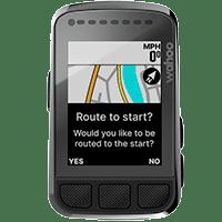 Suivi et guidage d'un itinéraire